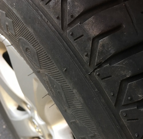 bald tires and blowouts